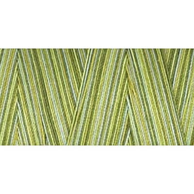 Star Mercerized Cotton Thread Variegated, Fall Vines, 1200 Yards