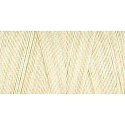 Star Mercerized Cotton Thread Variegated, Vanilla Cream, 1200 Yards