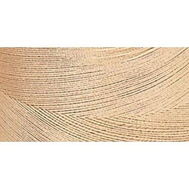 Star Mercerized Cotton Thread Solids, Hemp, 1200 Yards