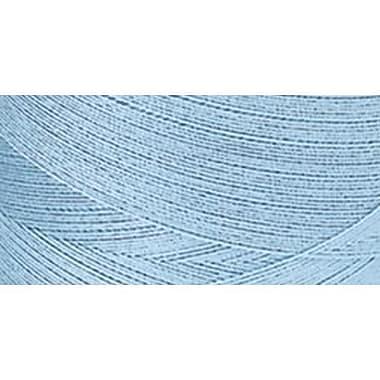 Star Mercerized Cotton Thread Solids, Ciel, 1200 Yards