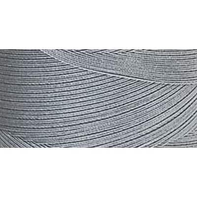 Star Mercerized Cotton Thread Solids, Slate, 1200 Yards