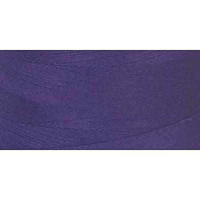 Star Mercerized Cotton Thread Solids, Purple, 1200 Yards
