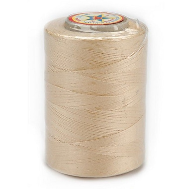 Star Mercerized Cotton Thread Solids, Pongee, 1200 Yards
