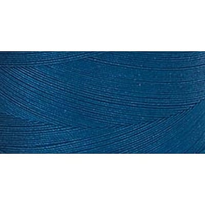Star Mercerized Cotton Thread Solids, Blue Chip, 1200 Yards