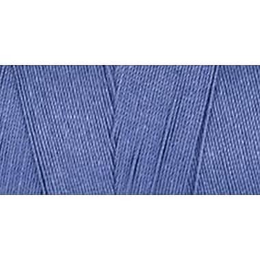 Star Mercerized Cotton Thread Solids, Texas Blue, 1200 Yards