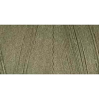 Star Mercerized Cotton Thread Solids, Forestry Green, 1200 Yards