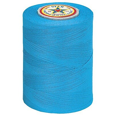 Star Mercerized Cotton Thread Solids, Parakeet, 1200 Yards