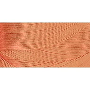 Star Mercerized Cotton Thread Solids, Tango, 1200 Yards