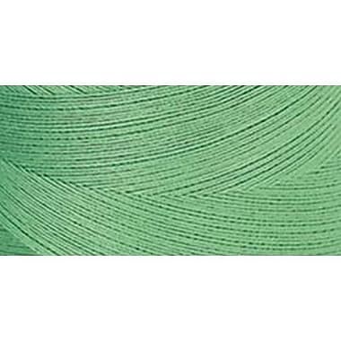 Star Mercerized Cotton Thread Solids, Bright Green, 1200 Yards