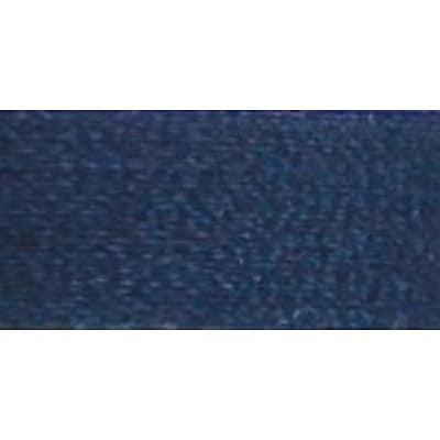 Woolly Nylon Thread Solids, Navy Blue, 1000 Meters