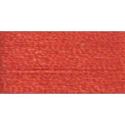 Woolly Nylon Thread Solids, Christmas Red, 1000 Meters