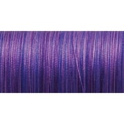 Silk Variegated Thread, Variegated Purples, 200 Meters