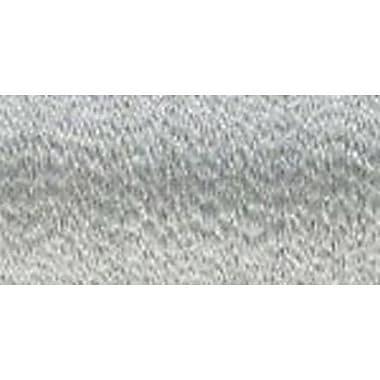 Silk Sparkle Thread, 232/Silver, 100 Meters