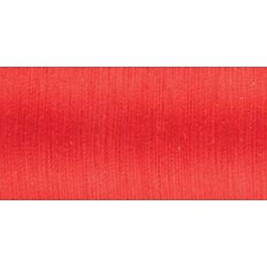Organic Cotton Thread, Ruby Red, 300 Yards