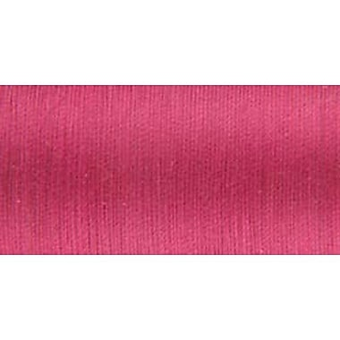 Organic Cotton Thread, Deep Rose, 300 Yards