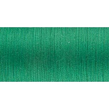 Organic Cotton Thread, Grass, 300 Yards