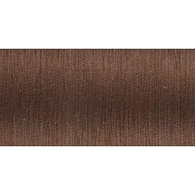Organic Cotton Thread, Walnut, 300 Yards