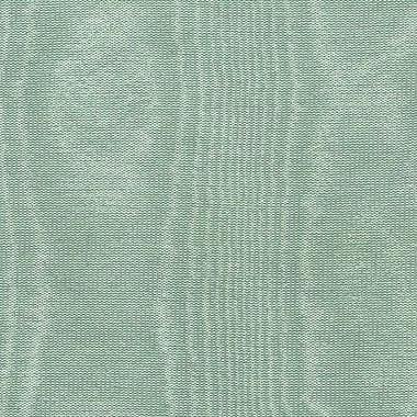 Flannel Backed Vinyl, Green Moire, 54
