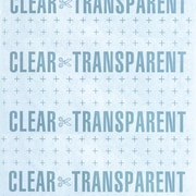 """Self Adhesive Vinyl, Super Double Polished Clear,18"""" Wide"""