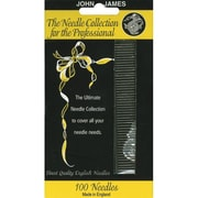 Colonial Needle Professional Needle Collection, Assorted Sizes, 100/Pack