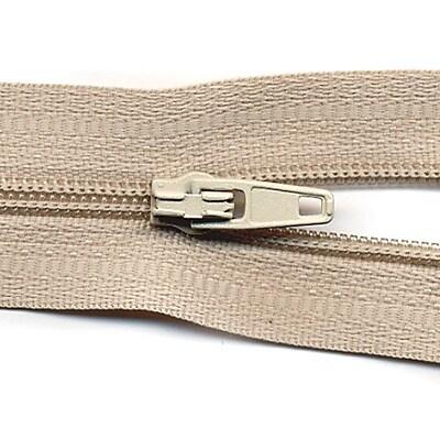 Make-A-Zipper Kit, 5-1/2yd, Beige