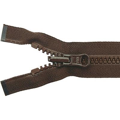 Vislon Reversible Separating Zipper, 18