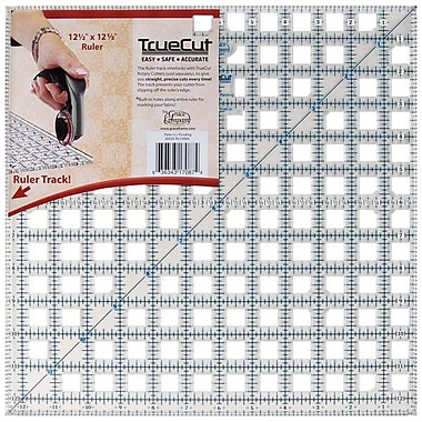 TrueCut Ruler, 12-1/2