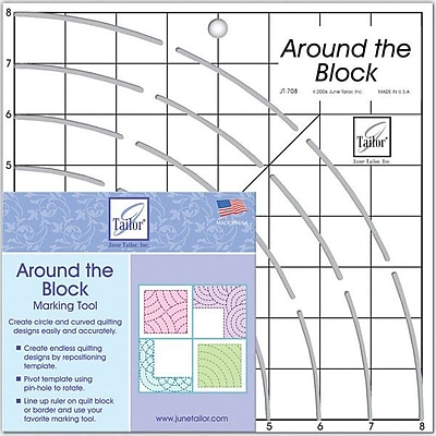 Around The Blockw Ruler, 8