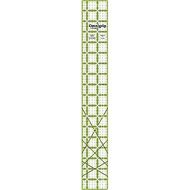 Omnigrip Non-Slip Quilter's Ruler, 2-1/2
