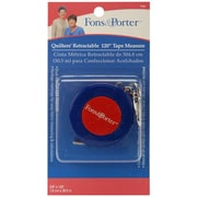 Fons & Porter Retractable Tape Measure, 120""