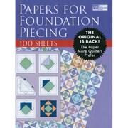 """Foundation Paper, 8-1/2""""X11"""",  100/Pkg"""