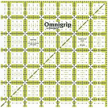 Omnigrip Non-Slip Quilter's Ruler, 6-1/2