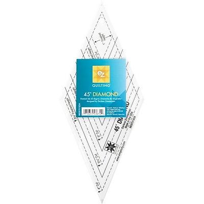 45 Degree Diamond Shape Acrylic Tool