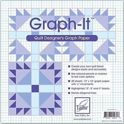 Graph-It, Graph Paper, 12