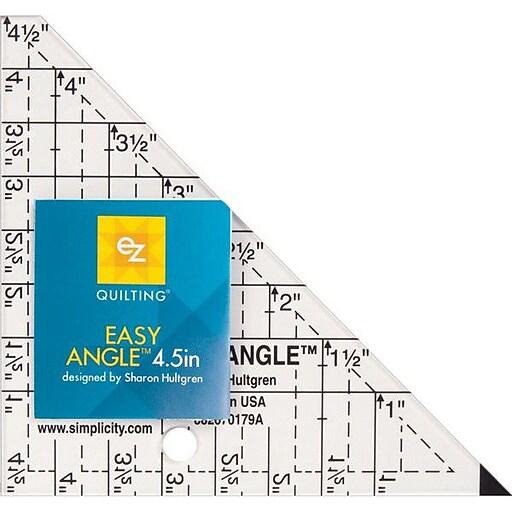 """Easy Angle, 1/2"""" to 4"""""""