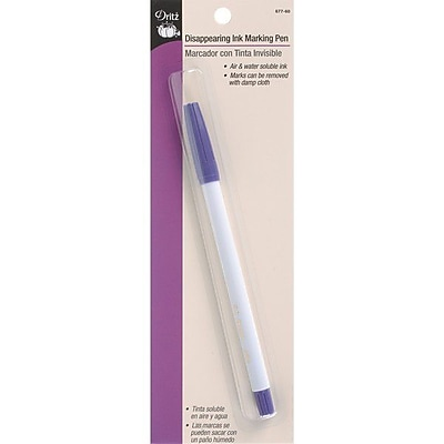 Disappearing Ink Marking Pen, Purple
