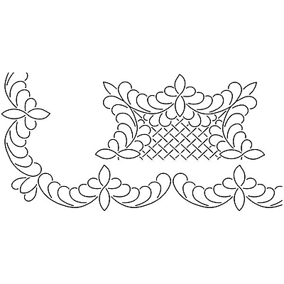 Quilt Stencils By Barbara Chainey, 3