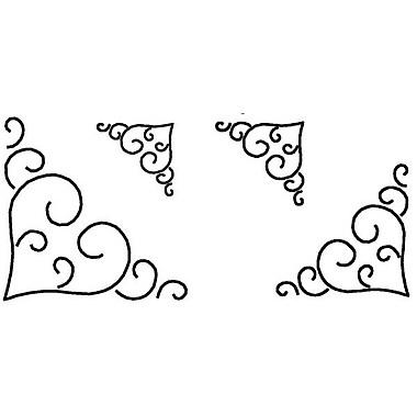 Quilt Stencils, 3