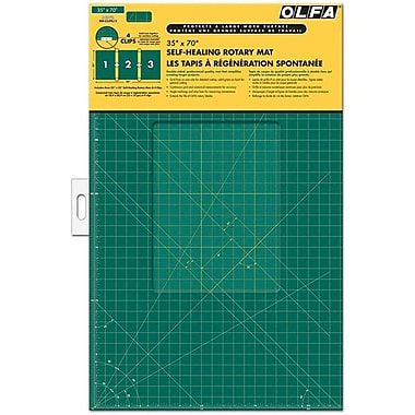 Olfa Gridded Cutting Mat Set, 35