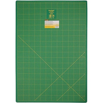 Omnigrid, Double Sided Mat Inches/Centimeters, 24