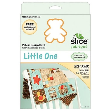 Slice/Elan® Fabrique Design Card, Little One