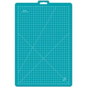 "Gridded Rotary Mat With Handle, 26""X39"", W/23""X35"" Grid"