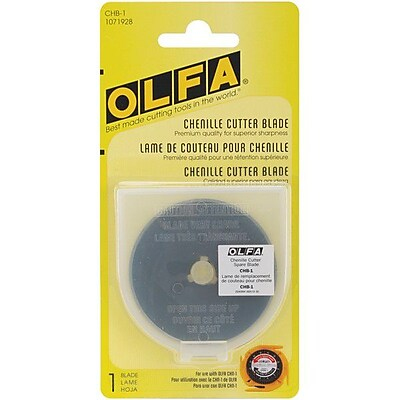 Olfa Chenille Cutter Blade Refill