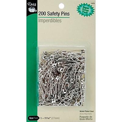 Dritz Safety Pins 1-1/16