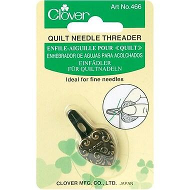 Quilt Needle Threader, Antique Gold