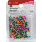 Singer Pearlized Head Straight Pins