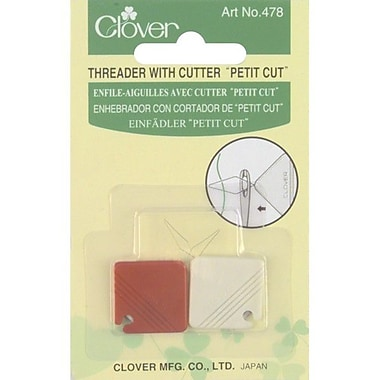 Petite Needle Threader/Cutter, 2/Pkg