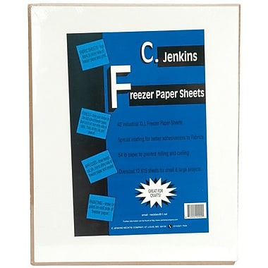 Freezer Paper Sheets,12