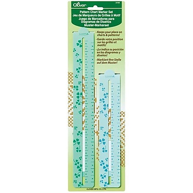 Pattern Chart Marker Set