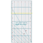 "Quilt In A Day Ruler, 6""X12"""